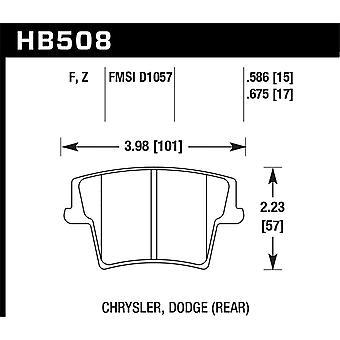 Hawk Performance HB508F.586 HPS