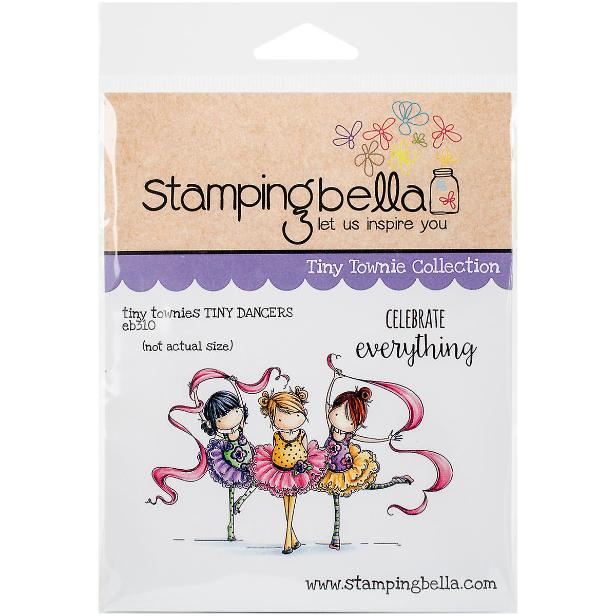 Stamping Bella Cling Rubber Stamp 6.5