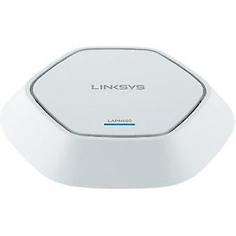 Linksys LAPN600 PoE WLAN access point 600 Mbit/s 2.4 GHz, 5 GHz