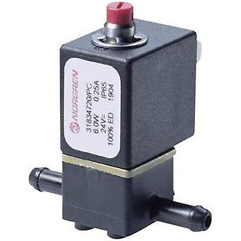 2/2-way Directly actuated valve Norgren 33804120/PC 24 Vdc Enclosure material Polyester Sealant NBR, FKM