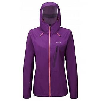 Torrent Trail Jacke Eldberberry/heiße Korallen Womens