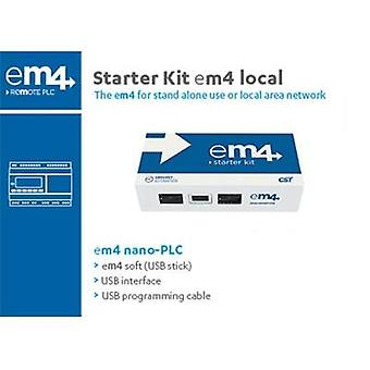SPS starter kit Crouzet EM4 local 88981106 24 Vdc