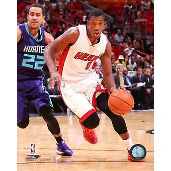 Josh Richardson 2015-16 Action Photo Print