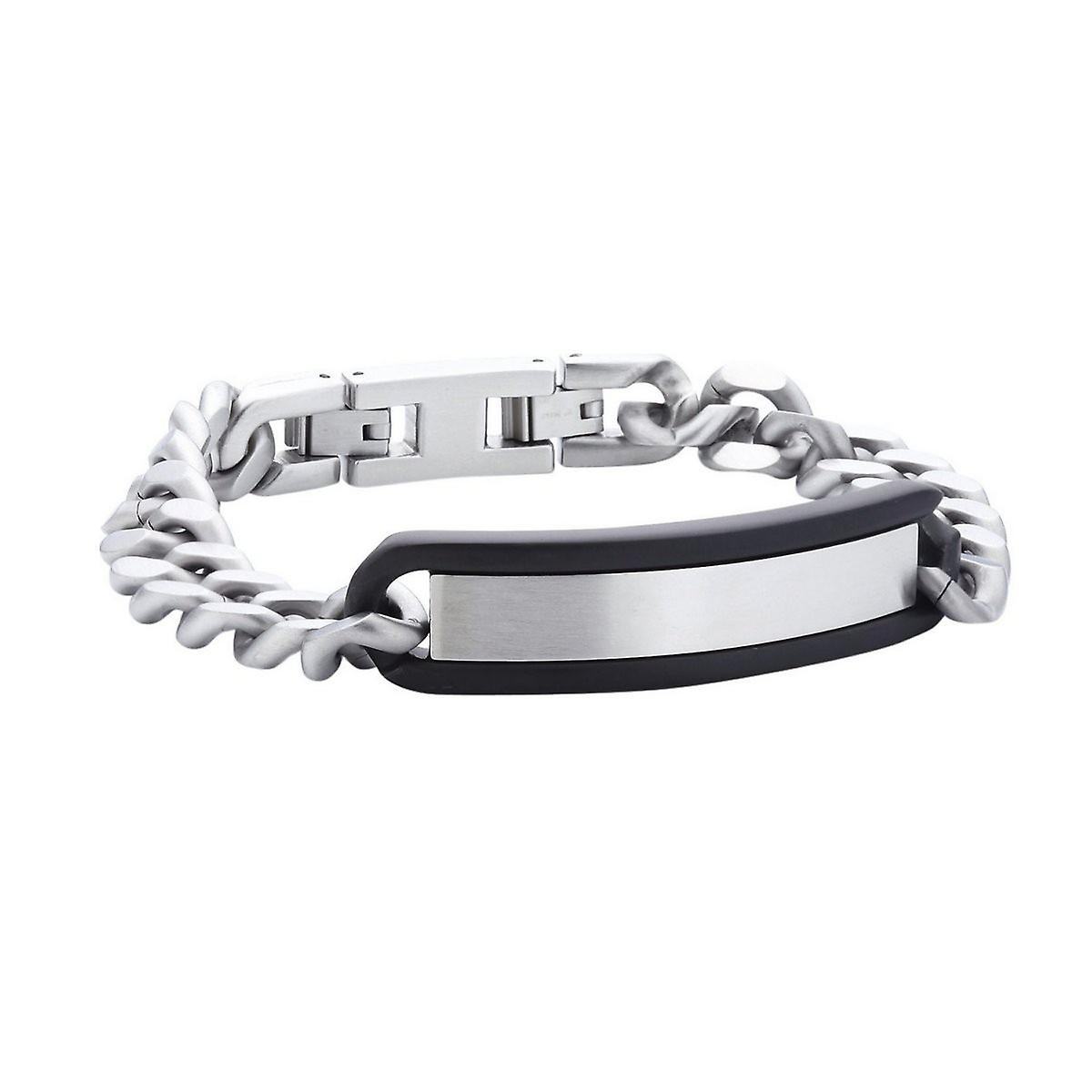 s.Oliver jewel mens bracelet stainless steel SO1021/1 - 463744