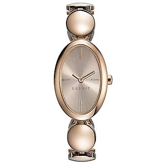 ESPRIT ladies watch bracelet watch Allie stainless steel Rosé ES108592003