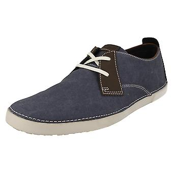 Mens Clarks Casual Shoes Neelix Vibe