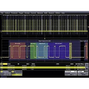 LeCroy WSXS-SPIBUS TD WSXS-SPIBUS TD trigger and decoder extension Compatible with LeCroy WaveSurfer® oscilloscopes.