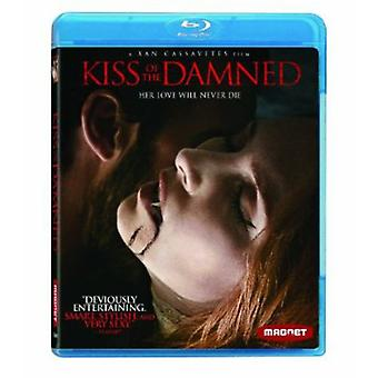 Baiser de l'importation USA Damned [BLU-RAY]
