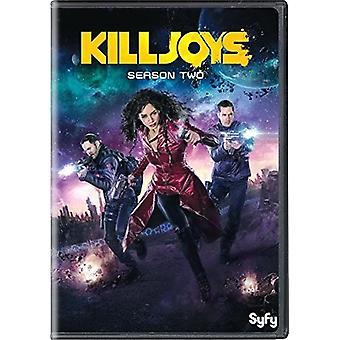 Killjoys: Season Two [DVD] USA import
