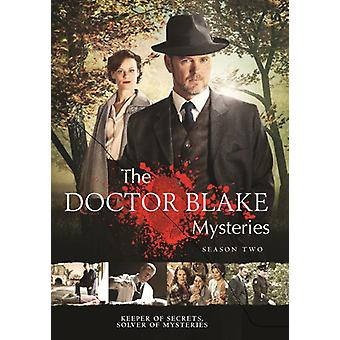 Doctor Blake Mysteries: Season 2 [DVD] USA import