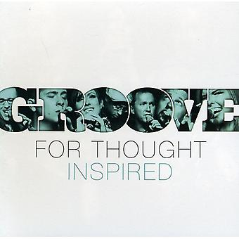 Groove for Thought - Inspired [CD] USA import