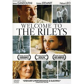 Welcome to the Rileys [DVD] USA import