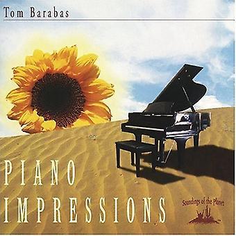 Tom Barabas - klaver visninger [CD] USA import