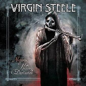 Jomfru Steele - Nocturnes Hellfire & Damnation [Vinyl] USA import