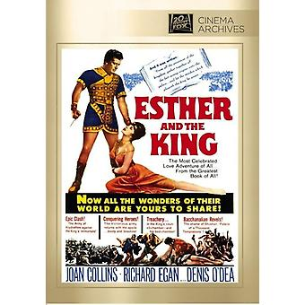 Esther & the King [DVD] USA import