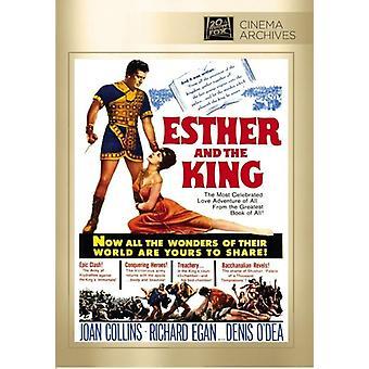Esther y el rey [DVD] los E.e.u.u. la importación