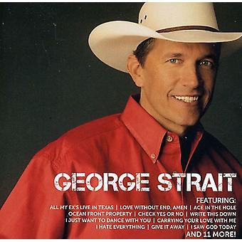 George Strait - importación USA icono [CD]