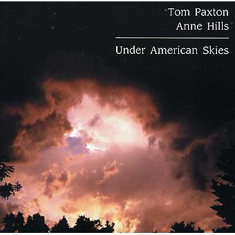 Paxton/bakker - Under amerikansk luftrum [CD] USA import
