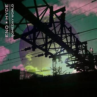 Brian Eno & Hyde - Someday World [CD] USA import