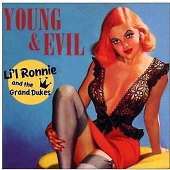 Li'L Ronnie & storhertugerne - unge & onde [CD] USA import