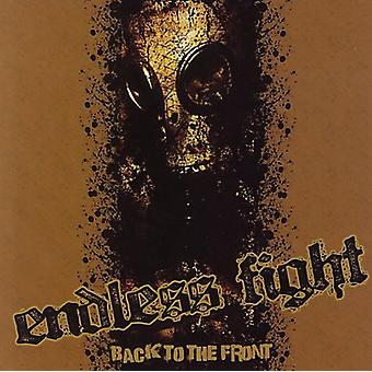 Endless Fight - Back to the Front [CD] USA import