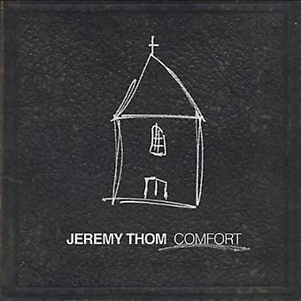 Jeremy Thom - import USA komfort [CD]