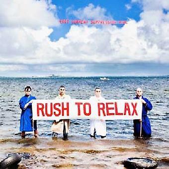 Eddy Current undertrykkelse Ring - Rush til Relax [CD] USA importerer