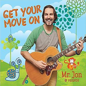 Mr. Jon & Friends - Get Your Move on [CD] USA import