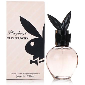 Playboy Playboy Play It Lovely Edt 50Ml (Woman , Perfume , Women´s Perfumes)
