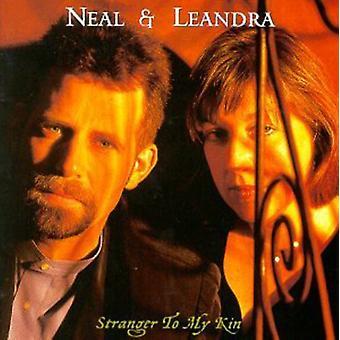 Neal y Leandra - extraño a importación de USA de mi Kin [CD]
