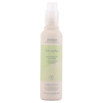 Aveda Be Curly Hair Spray 200 Ml (Woman , Hair Care , Treatments , Volume)