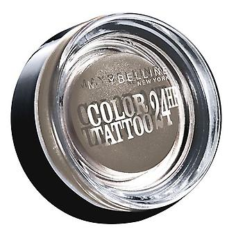 Maybelline Color Tattoo 24H 055 Immortal Charcoal (Woman , Makeup , Eyes , Eyeshadows)