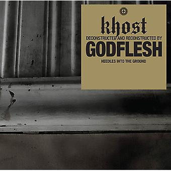 Khost (Deconstructed & Reconstructed af) Godflesh - nåle ind i the Ground [CD] USA import