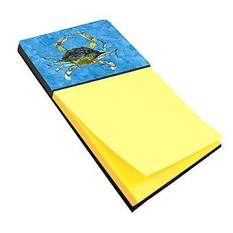 Crab Refiillable Sticky Note Holder or Postit Note Dispenser