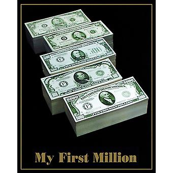 My First Million Poster Print (16 x 20)