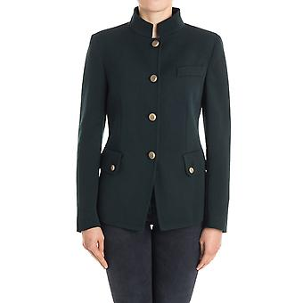 Newyorkindustrie ladies NYII652WO018570 green wool Blazer