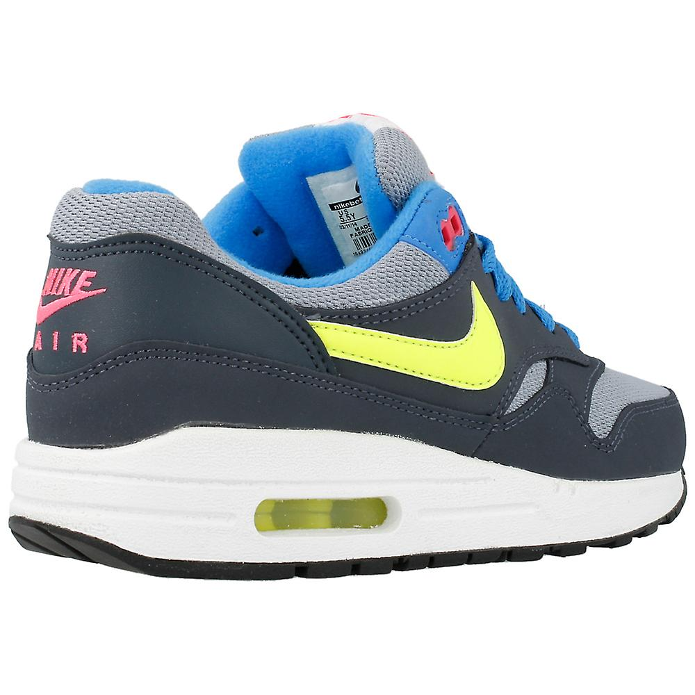 new styles fafd7 2e68a Nike Air Max 1 GS 555766015 universal all year kids shoes