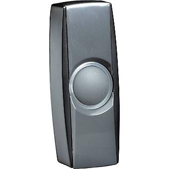 Bell button backlit 1x Byron BY35 Black