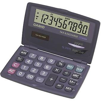 SL-210TE Tax and currency calculator Casio SL-210TE Anthracite