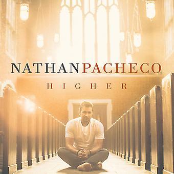 Nathan Pacheco - Higher [CD] USA import