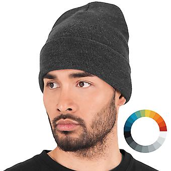 Flexfit Yupoong heavyweight LONG Beanie winter Hat unisex