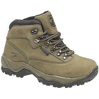 Mirak damer Montana vattentät ventilerande Walking Boot Brown
