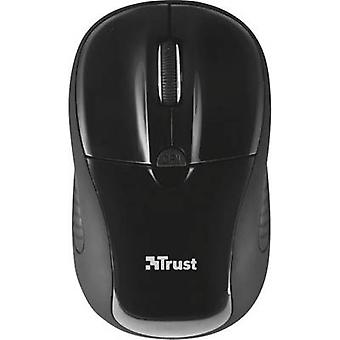 Wireless mouse Optical Trust Primo Wireless Mouse Black