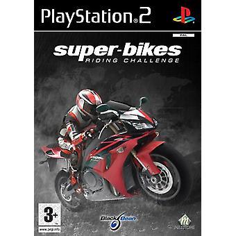 Super fietsen rijden uitdaging (PS2)