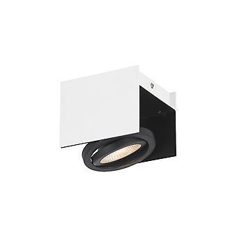 Eglo LED Downlight 1 Weiss/Schwarz Vidago