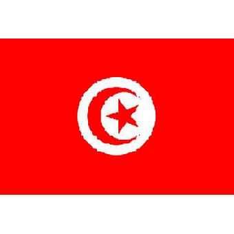 Tunisia Flag 5ft x 3ft