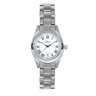s.Oliver дамы наручные кварцевые часы SO-15085-MQR