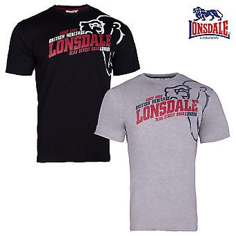 Lonsdale mens t-shirt Walkley