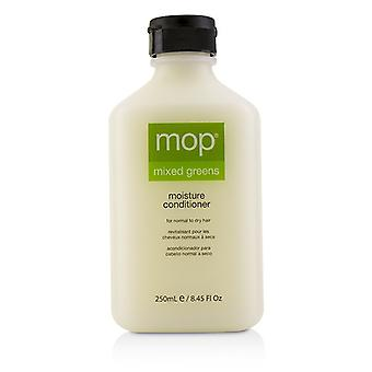 MOP Mixed Greens Moisture Conditioner (For Normal to Dry Hair) 250ml/8.45oz