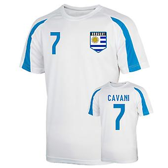 Uruguay Sports Training Jersey (cavani 7)